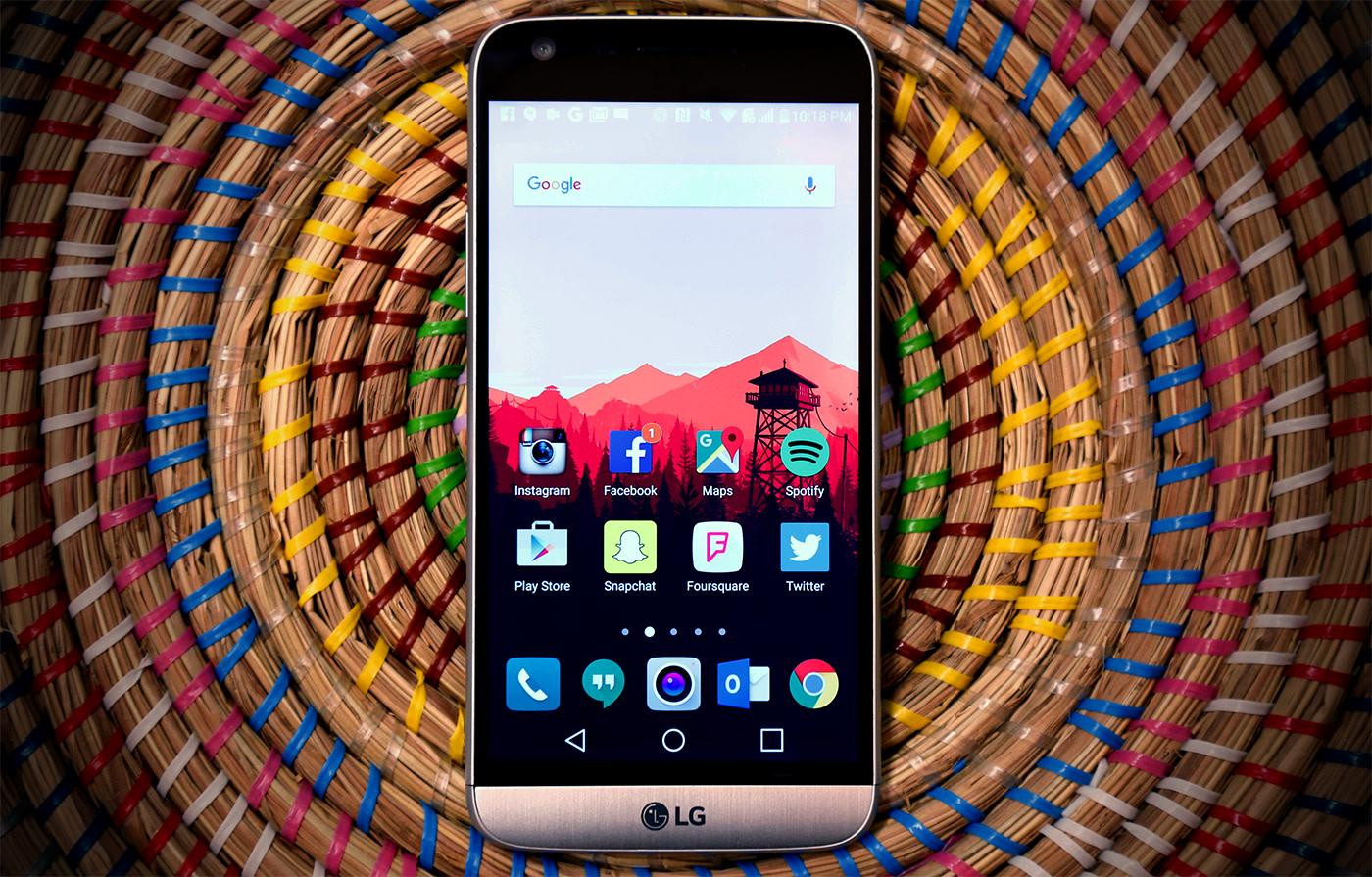 lg g5 fido user manual
