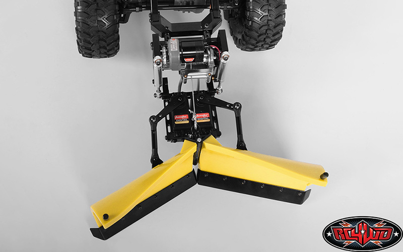 warn snow plow manual lift