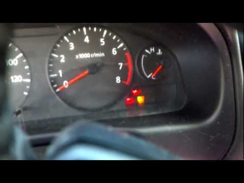 2006 xterra manual whinning all gears higher speeds