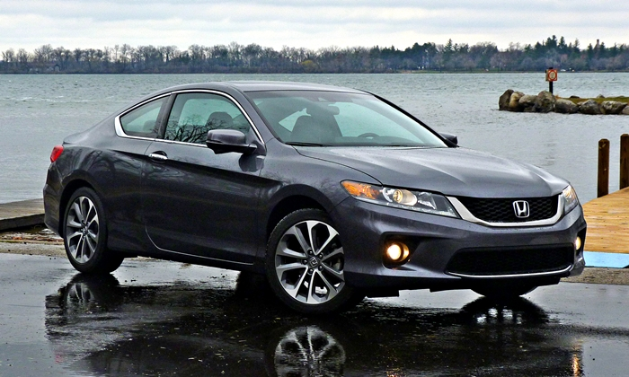 2010 honda accord coupe ex-l v6 manual review
