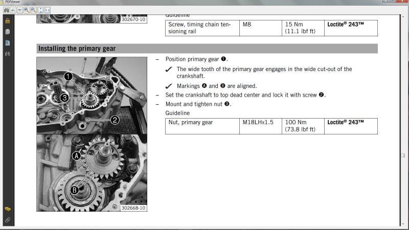 2012 ktm 350 exc f workshop manual