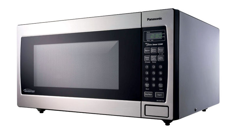 panasonic microwave type s333 manual