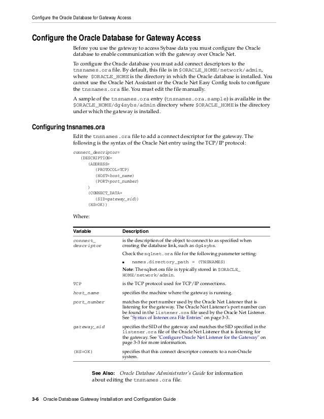 oracle database 11g user manual