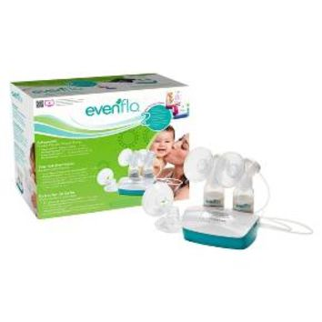 evenflo manual breast pump target