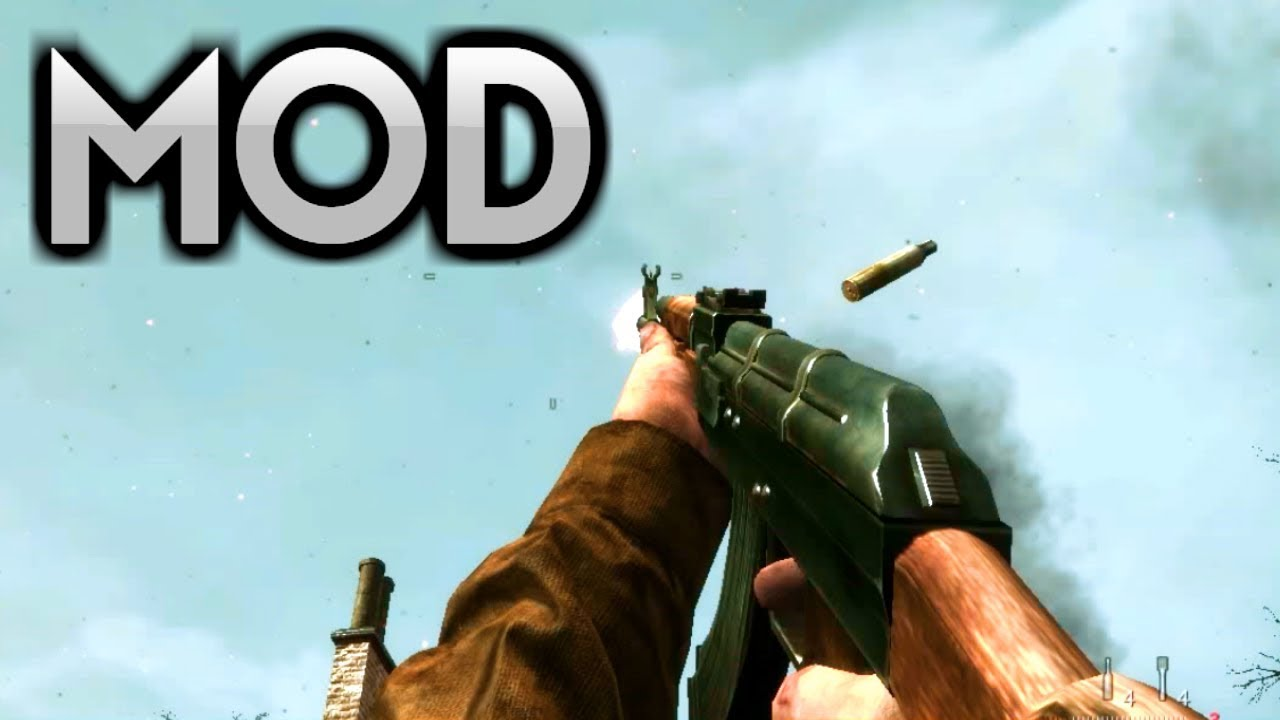 how to install mods on waw manually