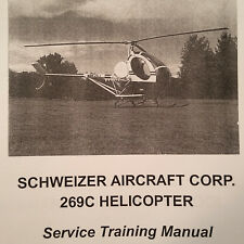 schweizer 2-33a maintenance manual