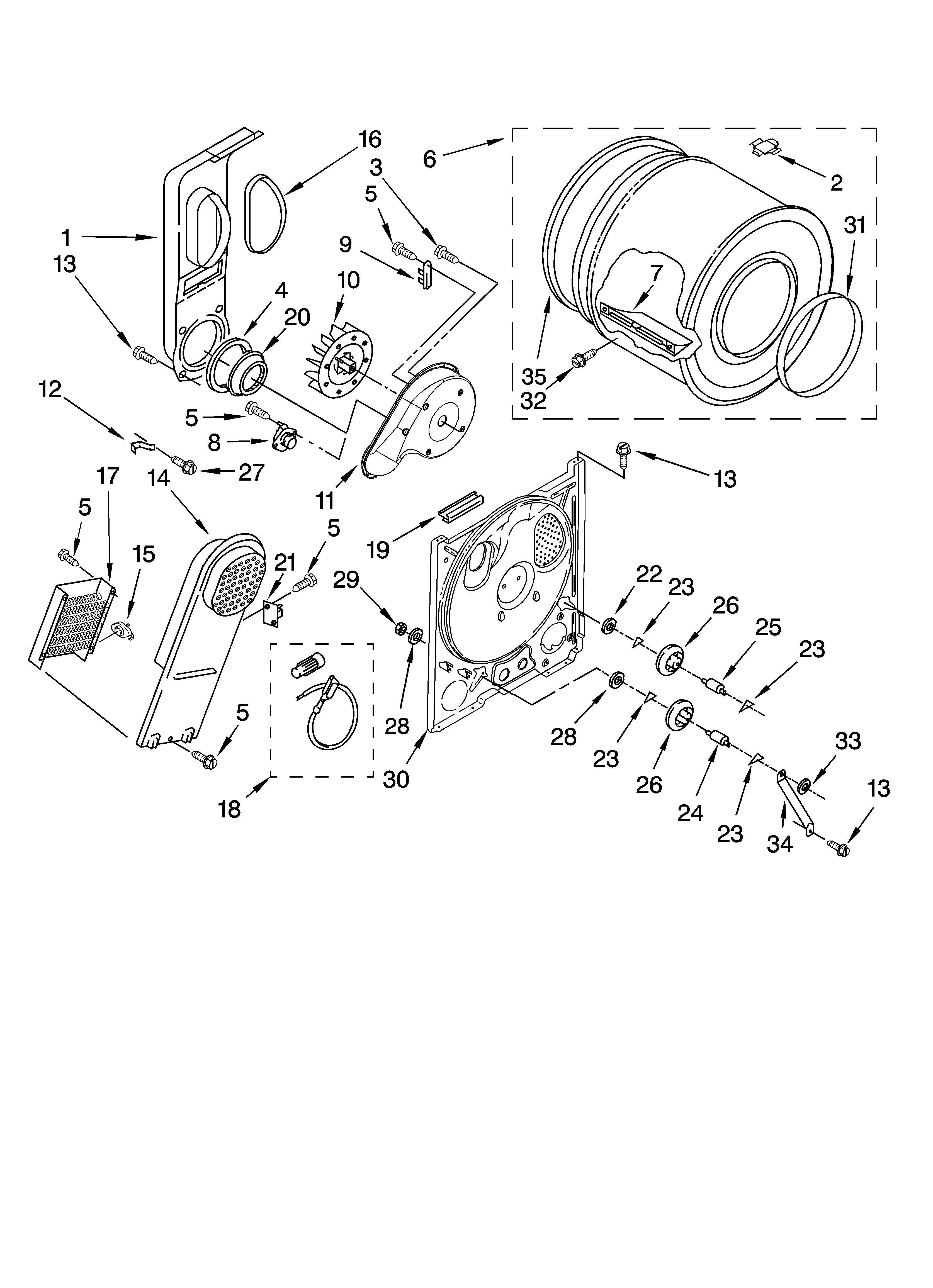 kenmore dryer model 110.69422801 manual