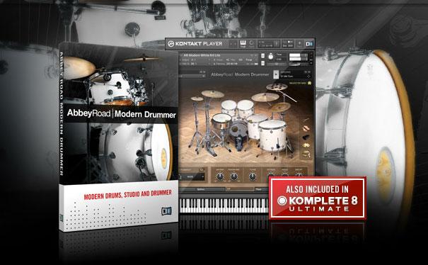 abbey road modern drummer manual