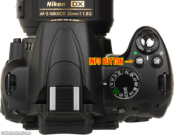 nikon d300 exposure compensation in manual mode
