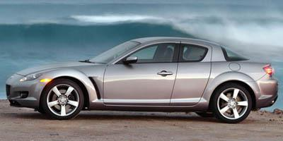 2005 mazda rx-8 gt 6 spd manual