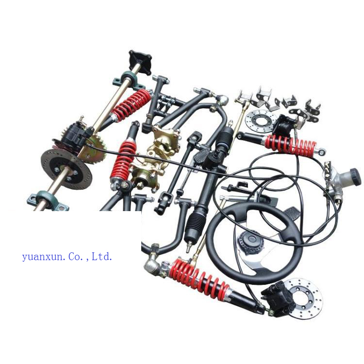1 rear axle go kart kit manual