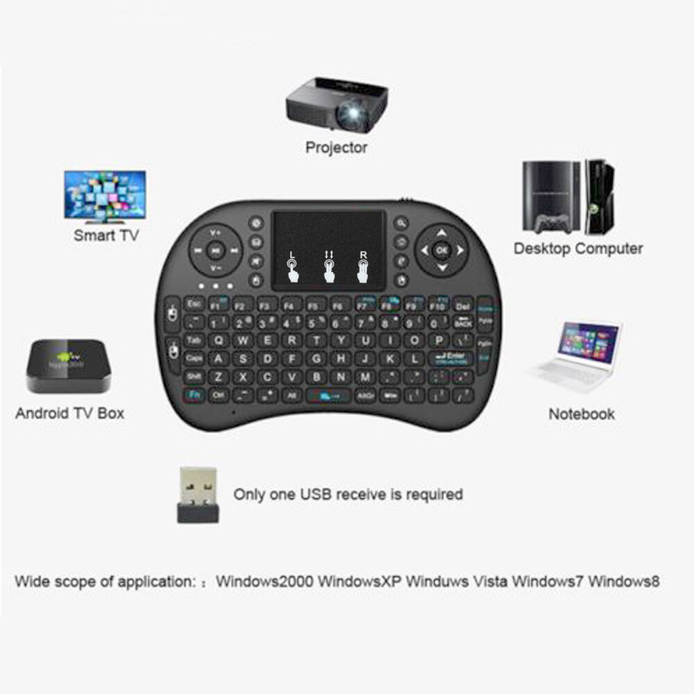 air mouse wireless keyboard manual