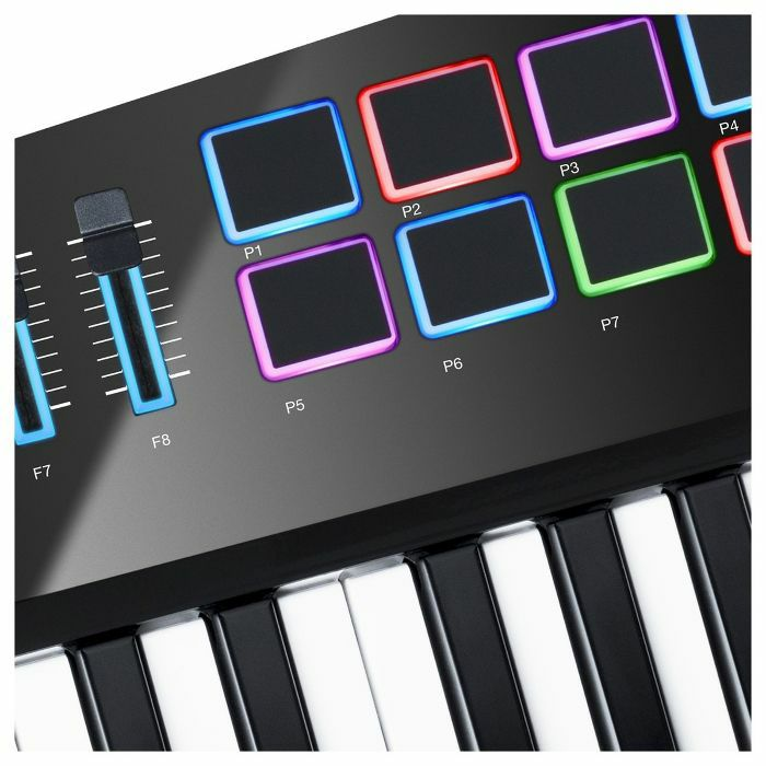 alesis vortex wireless keytar manual