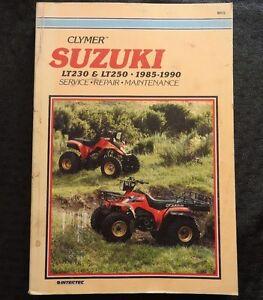 atv suzuki 125 manual free