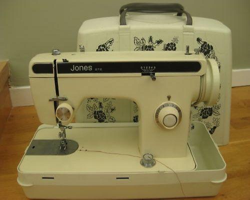 jones sewing machine manual vx 810