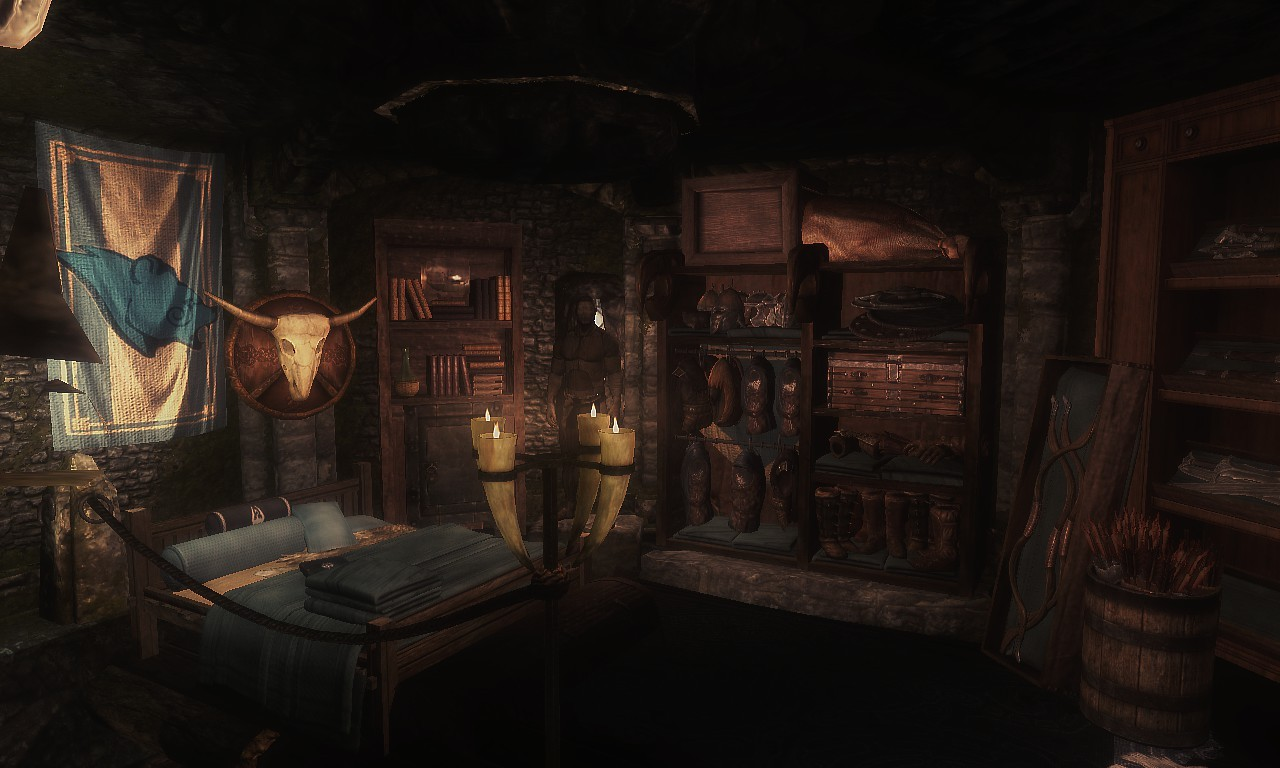 how to manually instal skyrim mods