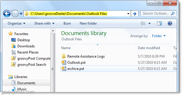 outlook 365 start autoarchive manually
