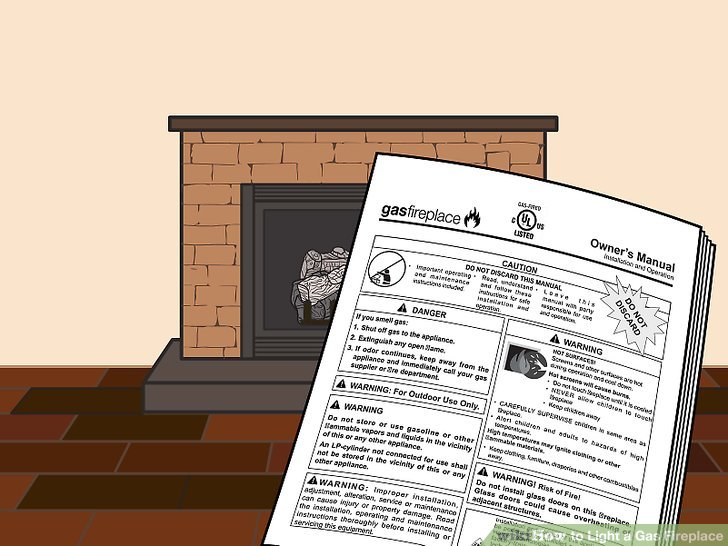 hearthmaster gas fireplace user manual