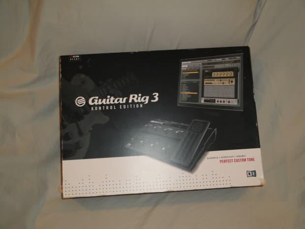guitar rig kontrol 2 manual