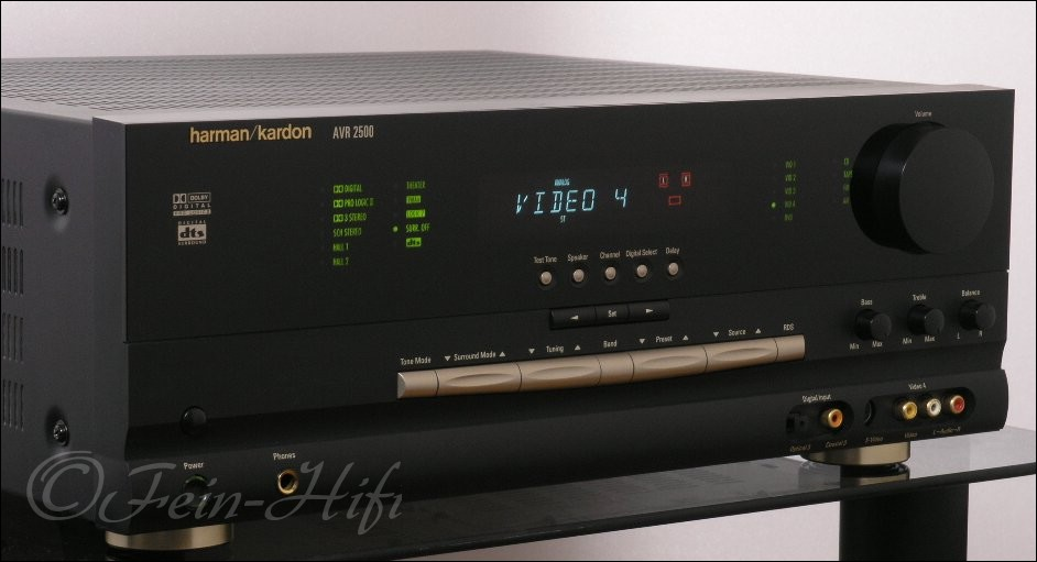 harman kardon avr 2500 manual
