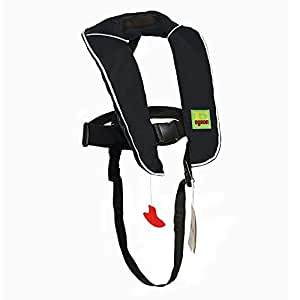 nautilus manual inflatable pfd life jacket