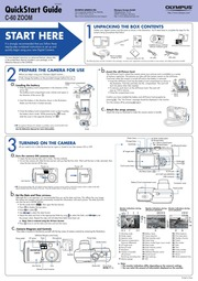 olympus c-450 zoom user manual