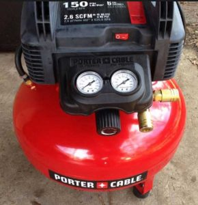 porter and cable air compressor manual