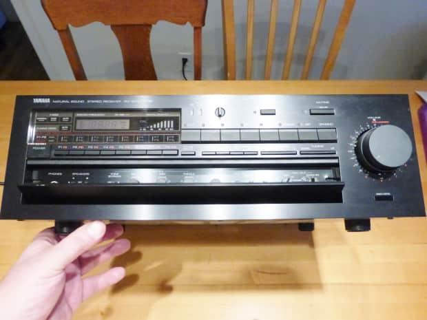 yamaha natural sound av receiver htr-5550 manual